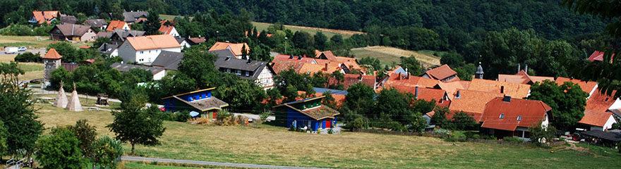 Herzlich willkommen in Harbshausen am Edersee
